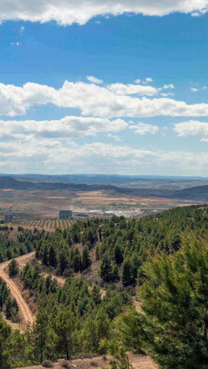 Reconstrucción Minera
